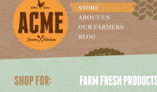 Farm Fresh Products | Acme Farms and Kitchen (20110627)