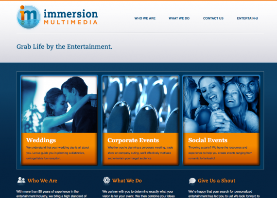 immersion-site